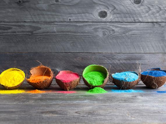 Pigmentové produkty a suroviny